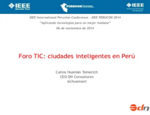 Smart Cities IEEE