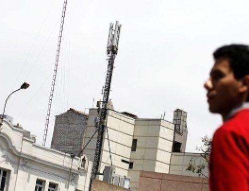 Barreras municipales aún perjudican la instalación de antenas  El Comercio