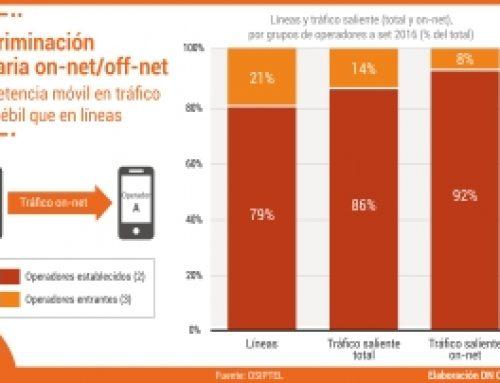 Cómo fortalecer (más) la competencia en servicios móvilesEl caso de la discriminación tarifaria on-net/off-net