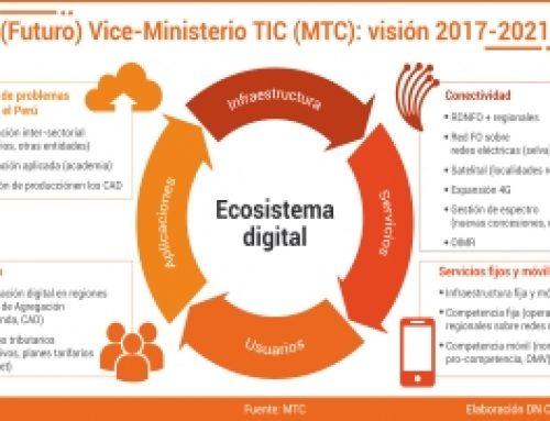 El Vice-Ministerio de las TIC (VM TIC)  Cambios en VM Comunicaciones (MTC) van más allá del nombre