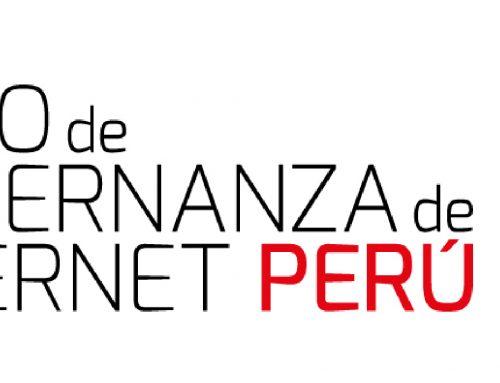 GOBERNANZA DE INTERNET PERÚ6 y 7 de junio 2017 - Hotel NM