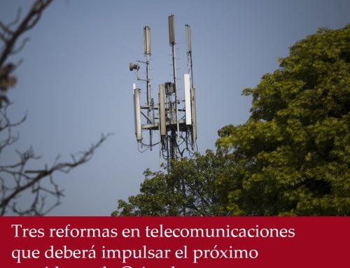 Tres reformas en telecomunicaciones que deberá impulsar el próximo presidente de OsiptelGestión Espresso