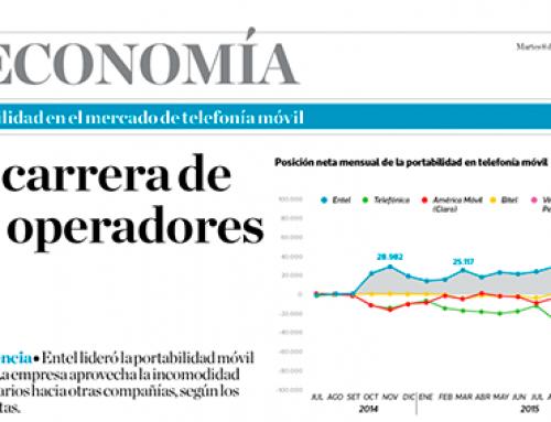 La carrera de los operadoresEl Comercio