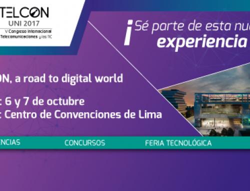 TELCON UNI 20176 y 7 de octubre 2017 - Centro de Convenciones de Lima