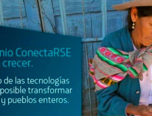 """ConectaRSE para Crecer: """"Buscamos reducir la brecha de inclusión digital"""" Entrevista a Ximena Gil, Ejecutiva de RR.II. de Telefónica del Perú"""