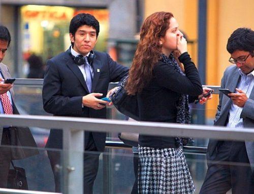 Así evoluciona el negocio de la telefonía móvil en el PerúEl Comercio web