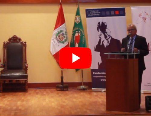 Perú: un balance sobre los avances digitalesPonencia Carlos Valdez, Viceministro de Comunicaciones (MTC)