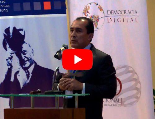 """""""Ojalá que clasifiquemos al mundial de la economía digital""""Dennis Fernández, Vicepresidente de Estrategia de Telefónica del Perú"""