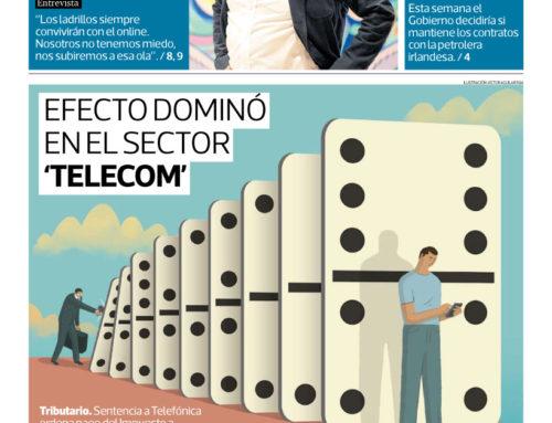 Dilemas tributarios remecen al sector telecomunicacionesDía 1