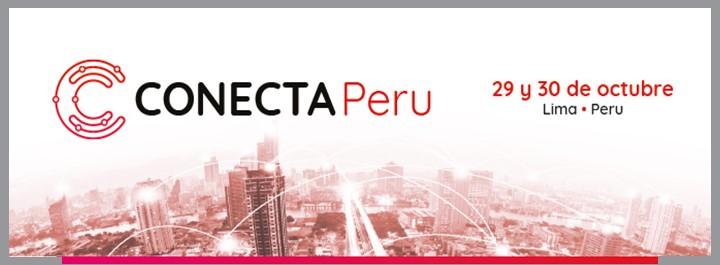29 y 30 de octubre - CONECTA Perú
