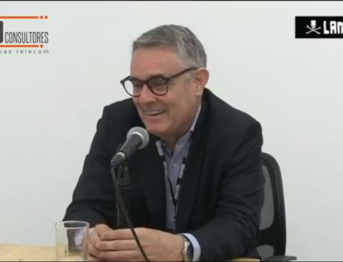CCL: «El caso de Perú en innovación es icónico»Entrevista a César Zevallos, Presidente del gremio TIC de la CCL