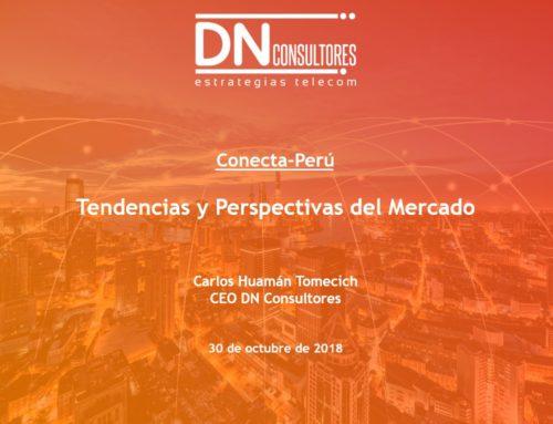 Tendencias y perspectivas de mercadoConecta Perú 2018