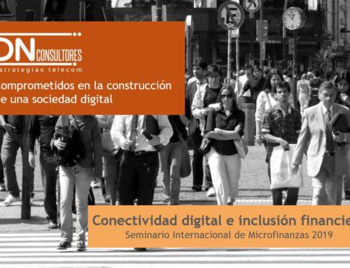 Conectividad digital e inclusión financieraSeminario Internacional de Microfinanzas - FEPCMAC 2019