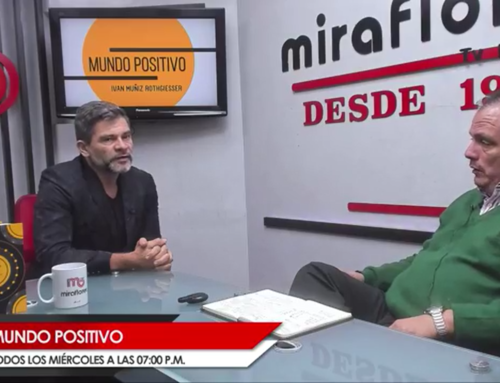 Escuelas digitalesEntrevista a DN Consultores en Mundo Positivo de Miraflores TV