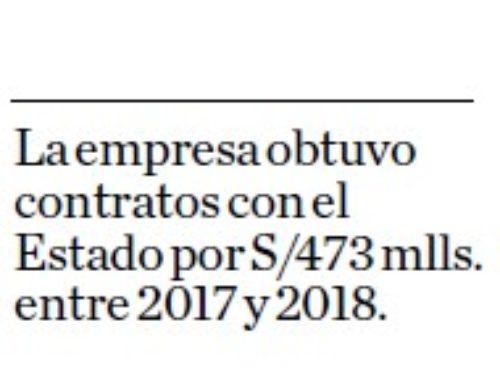 Sanción a Telefónica también la impactaría en el mediano plazoEl Comercio