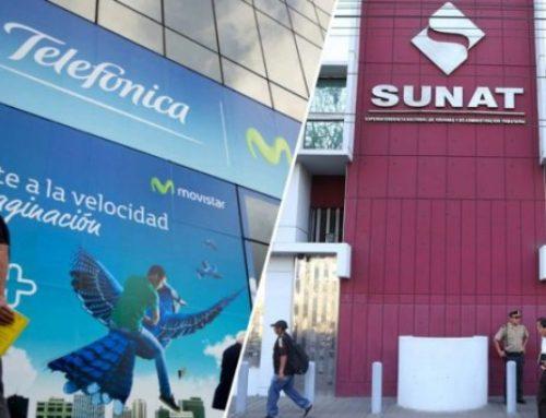 Telefónica: Intereses de la deuda con Sunat aún no están definidosEl Comercio