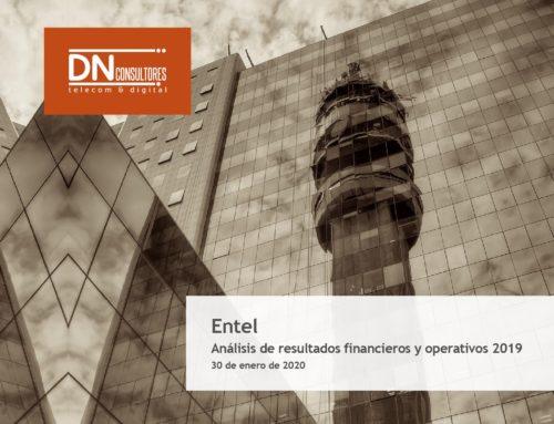 EntelAnálisis de resultados financieros y operativos 2019