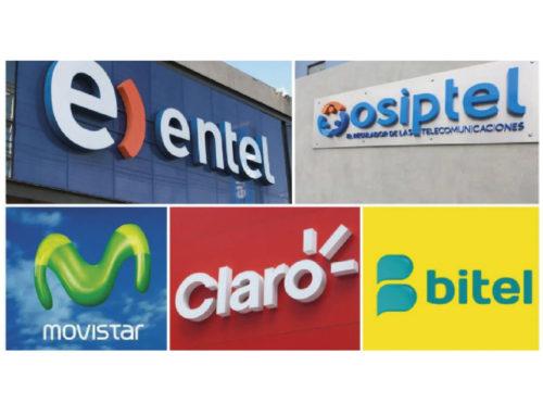 Multas de Osiptel a operadores móviles se más que duplicaron en el 2019El Comercio