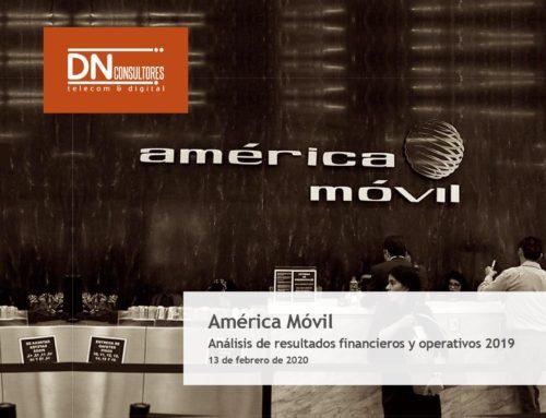 América MóvilAnálisis de resultados financieros y operativos 2019